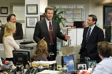 The Office, Training Day, Will Ferrell