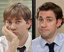Jim Halpert Then and Now
