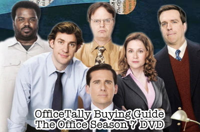 The Office Season 7 DVD