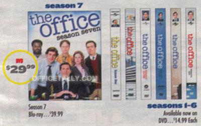 The Office Season 7 DVD Best Buy