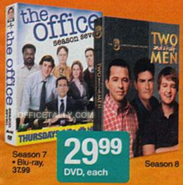 The Office Season 7 DVD Target
