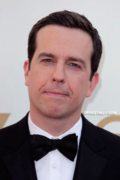 Ed Helms Emmy Red Carpet Photos