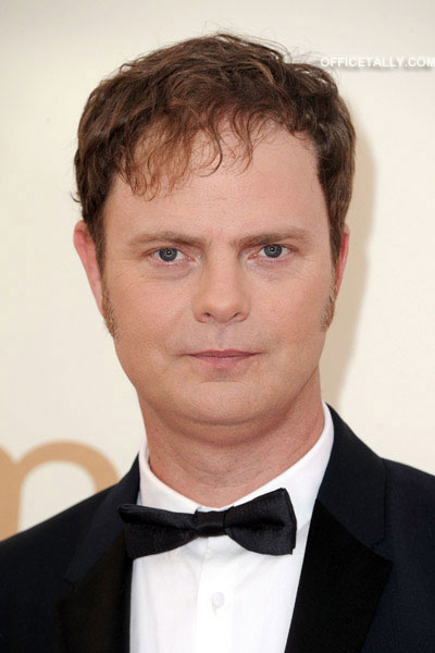 Rainn Wilson Emmy Red Carpet Photos