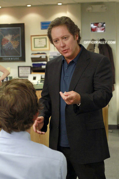 The Office: The Incentive, with James Spader
