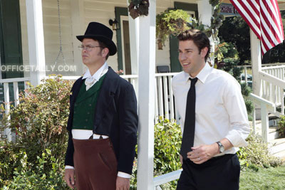 The Office: Garden Party, October 13, 2011