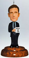Michael Scott Hallmark Keepsake Ornament