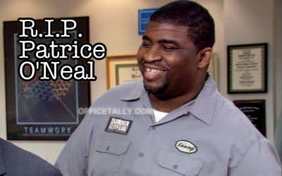 Patrice O'Neal Lonny The Office