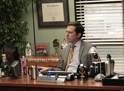 The Office: Jury Duty, Ed Helms Andy Bernard
