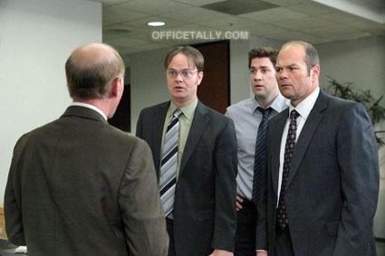 The Office: Turf War