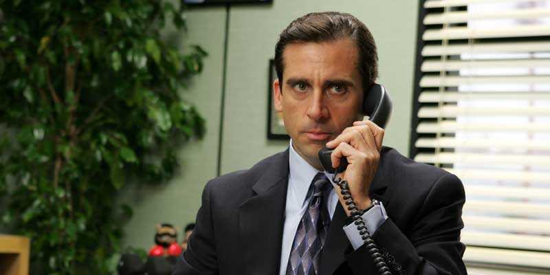 The Office ringtone