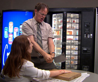 The Office: Roy's Wedding