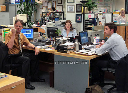 The Office: New Guys