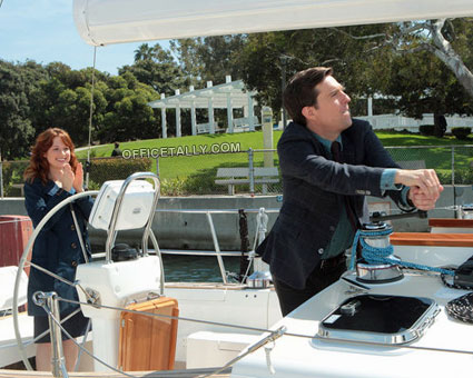 The Office: The Boat