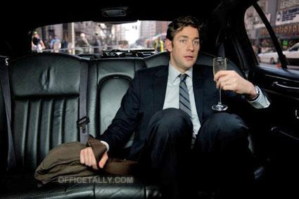 The Office: Lice with John Krasinski (Jim Halpert) and Julius Erving