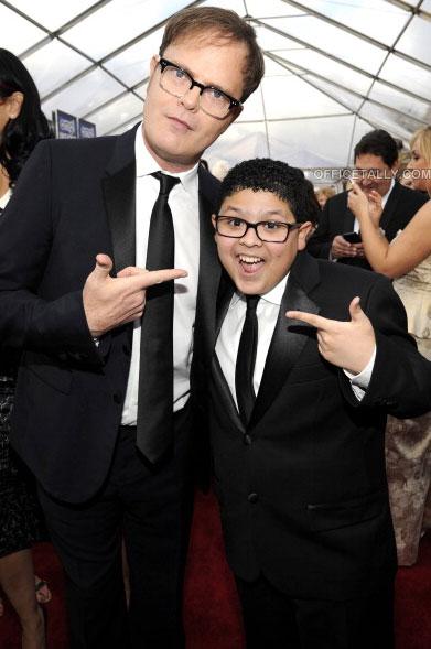 SAG Awards: Rainn Wilson