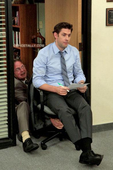 The Office: Junior Salesman