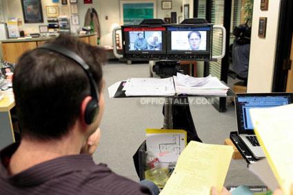 The Office: Junior Salesman, David Rogers, director