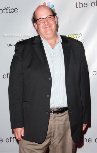 The Office Series Finale Wrap Party: Brian Baumgartner