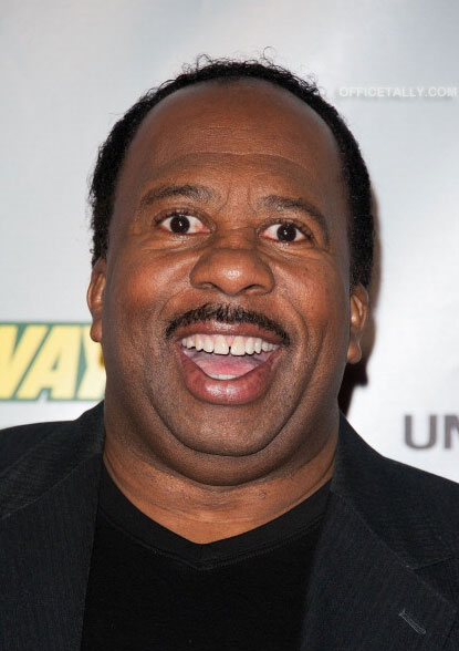 The Office Series Finale Wrap Party: Leslie David Baker
