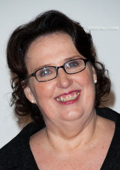 The Office Series Finale Wrap Party: Phyllis Smith
