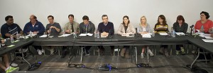The Office Finale Table Read March 4 2013