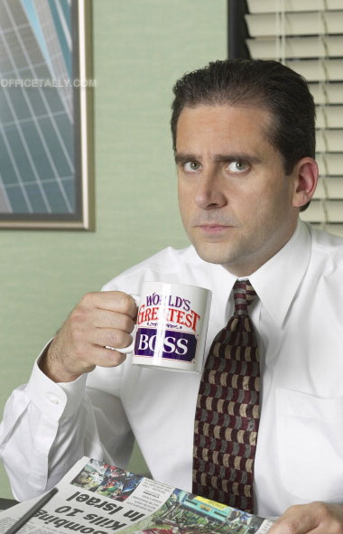 The Office: Pilot Steve Carell