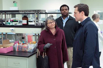 The Office: Paper Airplane Ed Helms Roseanne Barr Craig Robinson