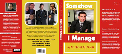 Somehow I Manage by Michael G. Scott