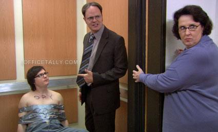 The Office Season 9 DVD Bluray