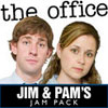 The Office Jim and Pam Jam Pack Collection